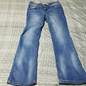 Mudd skinny boot size 12 girls jeans.